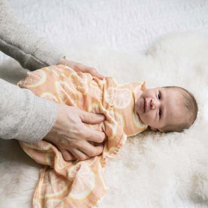ผ้าห่อตัวทารก
