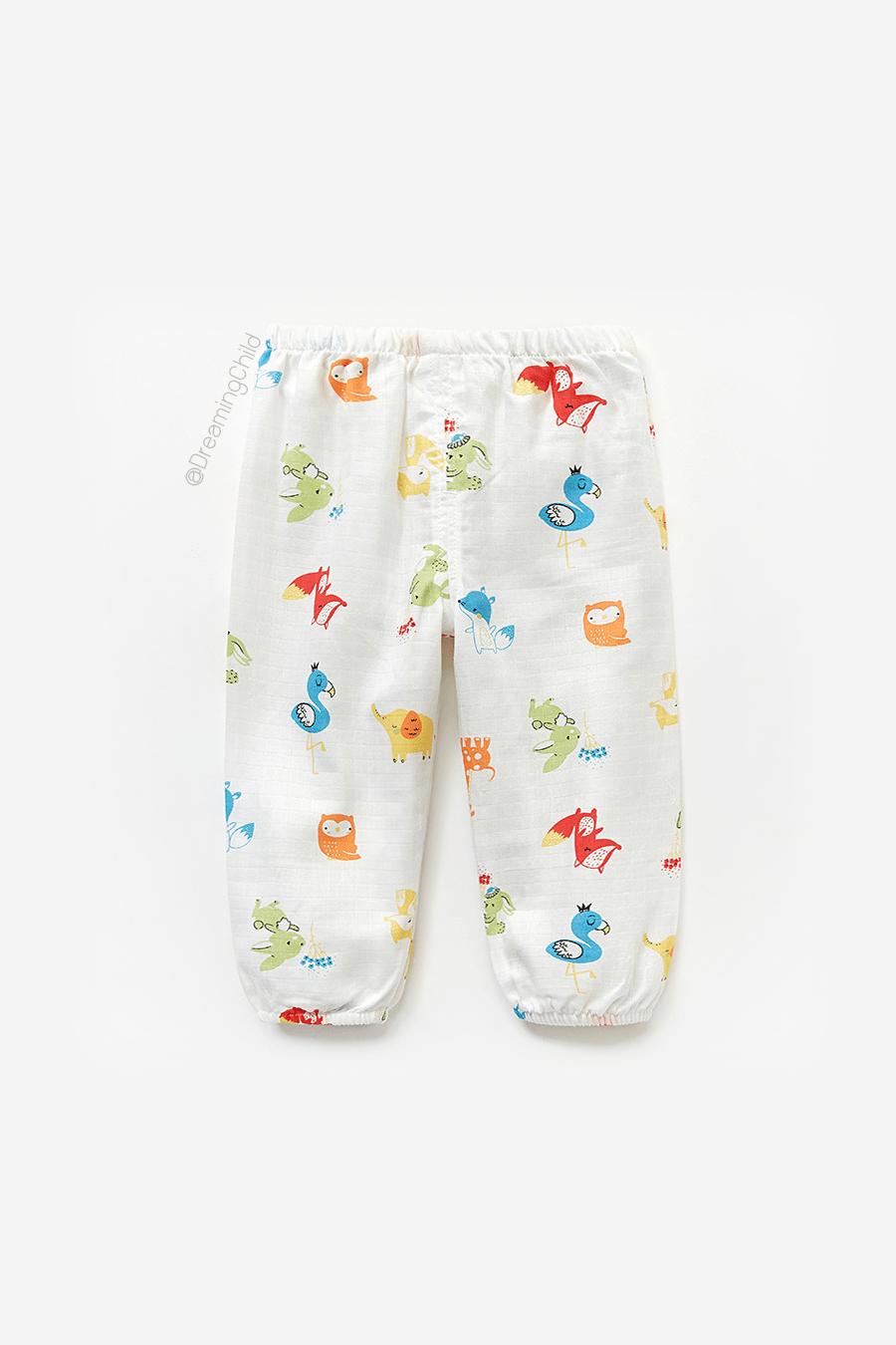 กางเกงขายาวเด็กกันยุง