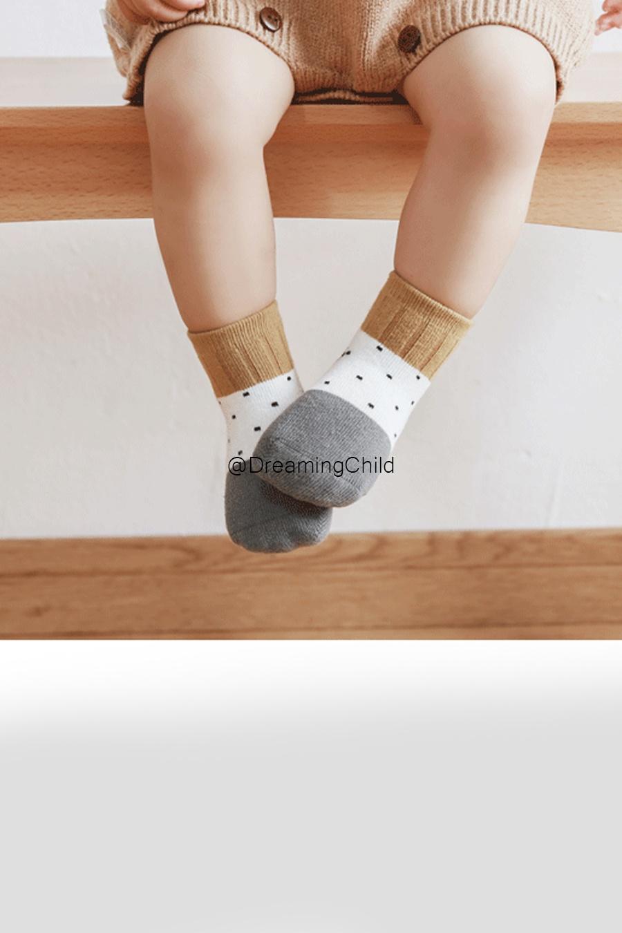 ถุงเท้าเด็กอ่อน-ถุงเท้าเด็กทารกแรกเกิด
