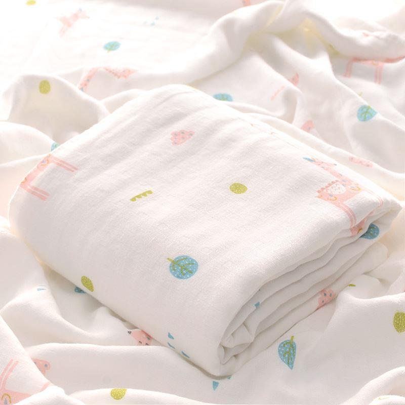 ผ้าเช็ดตัวคอตตอนแบมบู