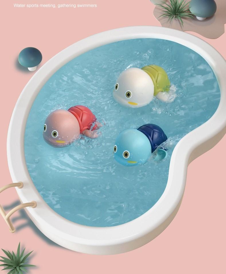 เต่าว่ายน้ำ
