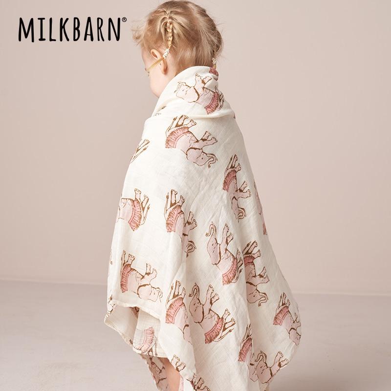ผ้าห่อตัวทารก milkbarn
